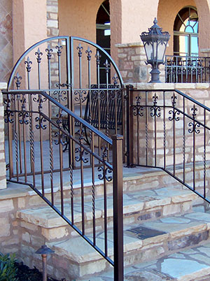 Exterior Railings | Deck Railings | Heirloom Stair & Iron