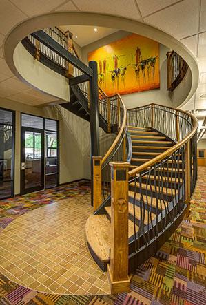 Interior Railings Stair Railings Heirloom Stair Amp Iron