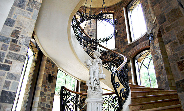 Interior Railings  Stair Railings  Heirloom Stair & Iron