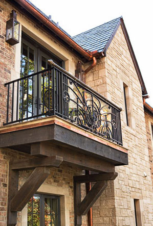 Balcony Fence Ideas Railings