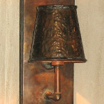 Cone Wall Sconce