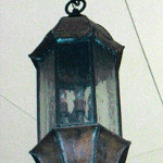 Cupola Lantern with Lower End Cap Pendant