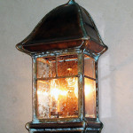 Flush Mount Walkway Lantern