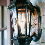 Cupola Lantern – Wall Mount – Lower End Cap – Tapered