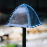 Walkway Lantern Landscape Light with Center Stake Mount